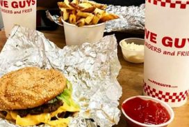 five guys a milano