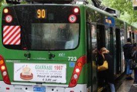 filobus 90 a Milano