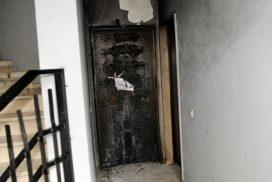 incendio in appartamento a cinisello