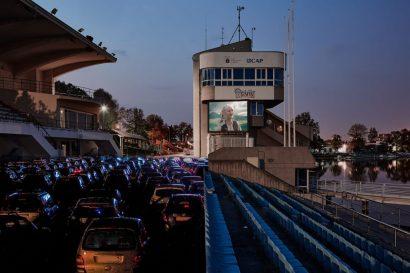 cinema drive in milano