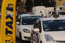Taxi a Milano