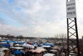 mercatino delle pulci