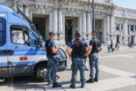 aggressione a Milano