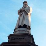 Intervista a Pierluigi Panza : Leonardo da Vinci 500. Milano perde Parigi vince