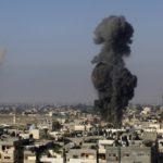 Offensiva israeliana nella striscia di Gaza: 119 morti palestinesi