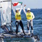 Olimpiadi di gioie e dolori. Oro per il duo Tita-Banti nella vela. Fuori le squadre italiane di basket e volley